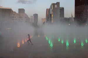 El espacio público vivido en México D.F. Foto Acebedo 2011